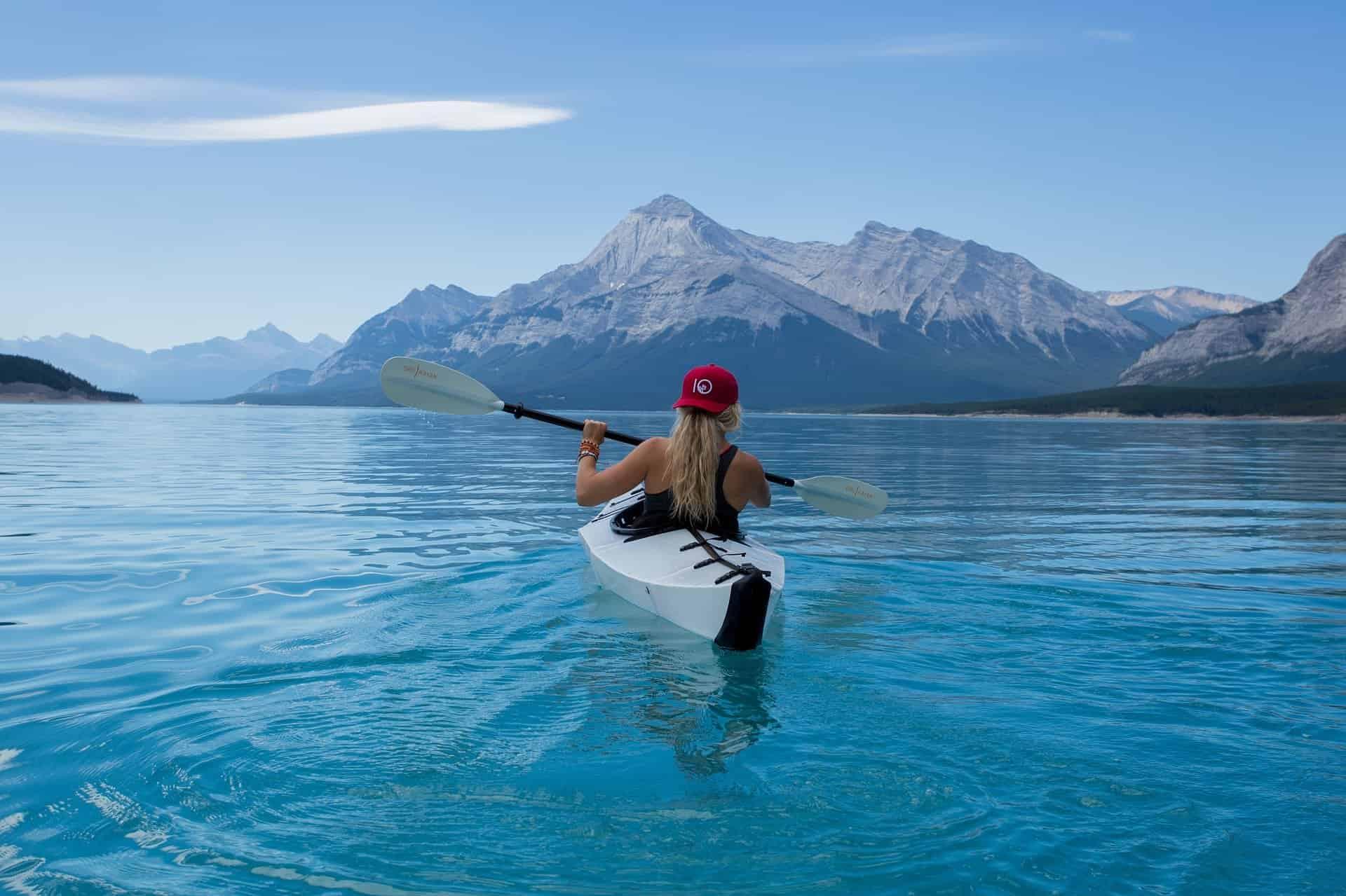 Actividades de aventura- kayak